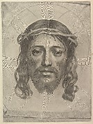 Face of Christ on St. Veronica's Cloth