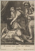 Jael slaying Sisera