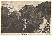 Realm of Venus, after Adam Elsheimer