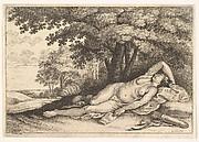 Sleeping Huntress