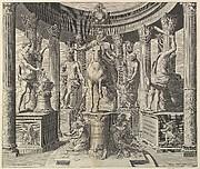 Allegory on the Glory of  Emperor Ferdinand II