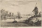 The Three Windmills
