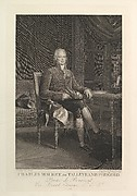 Portrait of Charles Maurice de Talleyrand-Prigord