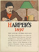 HARPER'S / 1897 / THE JANUARY NUMBER CONTAINS / [contents]