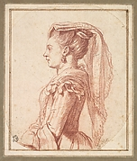 A Young Woman of Frascati