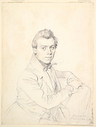 Portrait of the Architect Charles-Victor Famin