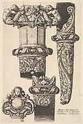 Ornamental Hilt and Scabbard