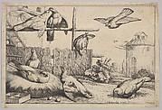 Eight Doves