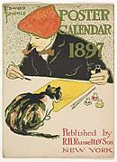 Cover for 1897 Calendar