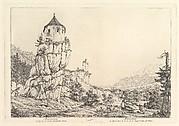 Landscape, Mariastein in Tyrol