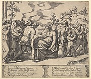 Funeral Procession of Psyche