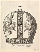 A Greek Patriarchal Crown – Tiara Patriarchalis Graeca (Aubry de La Mottraye's