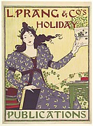 L. PRANG & CO'S / HOLIDAY / PUBLICATIONS
