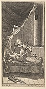 The New Metamorphosis, Plate 6: The Story of Cupid and Psyche