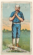 Williamson, 2nd Base, Chicago, from the