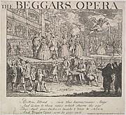 The Beggar's Opera Burlesqued