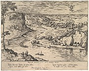 River Landscape with Mercury Abducting Psyche