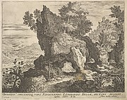 Rocky Landscape with St. Jerome