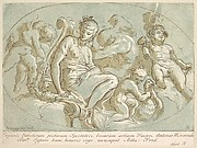 Venus Surrounded by Putti