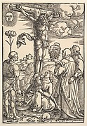 Christ on the Cross with the Virgin and Saints Longinus, Mary Magdalen and John