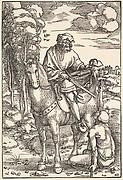 St. Martin on Horseback