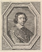 Jean-Francois-Paul de Gondy, coadjuteur de l'archeveque de Paris, futur cardinal de Retz