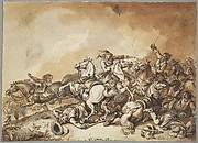 A Battle Scene