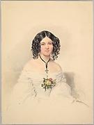Countess Hélène Esterházy, née Countess Bezobrazov
