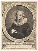 Portrait of Abraham Bloemaert