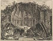 Hadrian's Villa: The Canopus (Avanzi del Tempio Dio Canopo nella Villa Adriana in Tivoli)