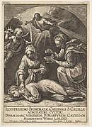 Death of St. Cecilia