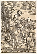 Saint Martin on Horseback
