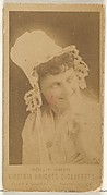 Dollie Ames, from the Actors and Actresses series (N45, Type 1) for Virginia Brights Cigarettes