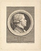 Portrait of François Dumont