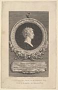 Portrait of De Larive