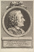 Portrait of Esprit-Joseph-Antoine Blanchard