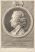 Portrait of Charles-Antoine Jombert