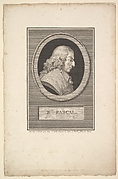 Portrait of Blaise Pascal