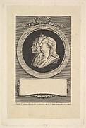 Portrait of Louis XVI, Henri IV, and Louis XII