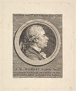 Portrait of Jean-Michel Moreau