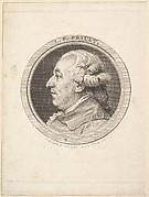 Portrait of L. F. Prault