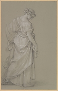 Study of a Standing Woman