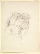 Study for a Male Figure in