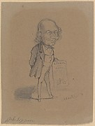 Caricature of Charles Philipon