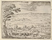 German and Spanish Forts Near Bohemia Were Taken with Great Force Near Bohemia, from L'Idea di un Principe ed Eroe Cristiano in Francesco I d'Este, di Modena e Reggio Duca VIII [...]