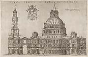 Speculum Romanae Magnificentiae: Design for the Basilica of St. Peter's in the Vatican