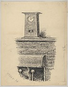 Design for a Mantel Clock