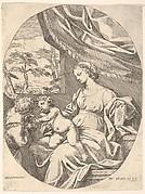 Virgin and Saint John