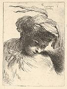 (Male Head)