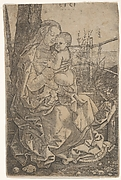 Virgin and Child Seated by a Tree (copy)